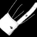 Rund Umschlagmanschette